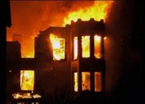 Another Mystery Fire Renders Seven Families Homeless In Asaba