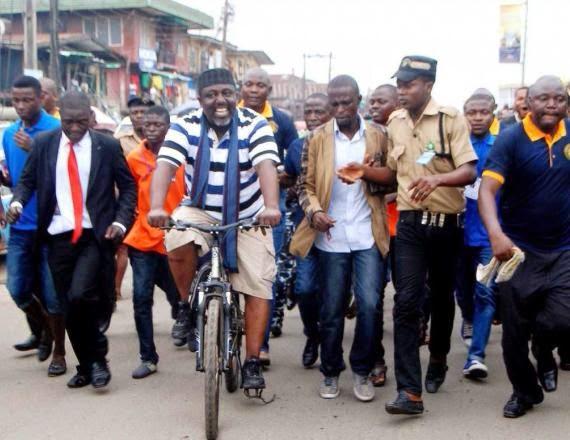 Okorocha Plots To Install Aide As Imo Speaker