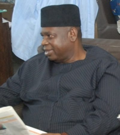 Former Bayelsa Governor, Alamieyeseigha is dead