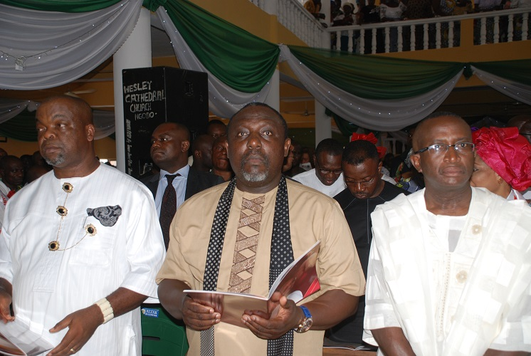 Imo North Election: Okorocha On A Wild Goose Chase