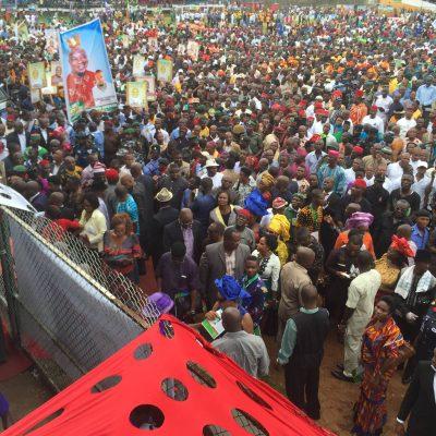 Text of Governor Okezie Ikpeazu's inaugural speech