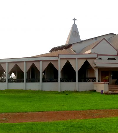 Catholic Church, Delta Police Disagree Over Worship Centre