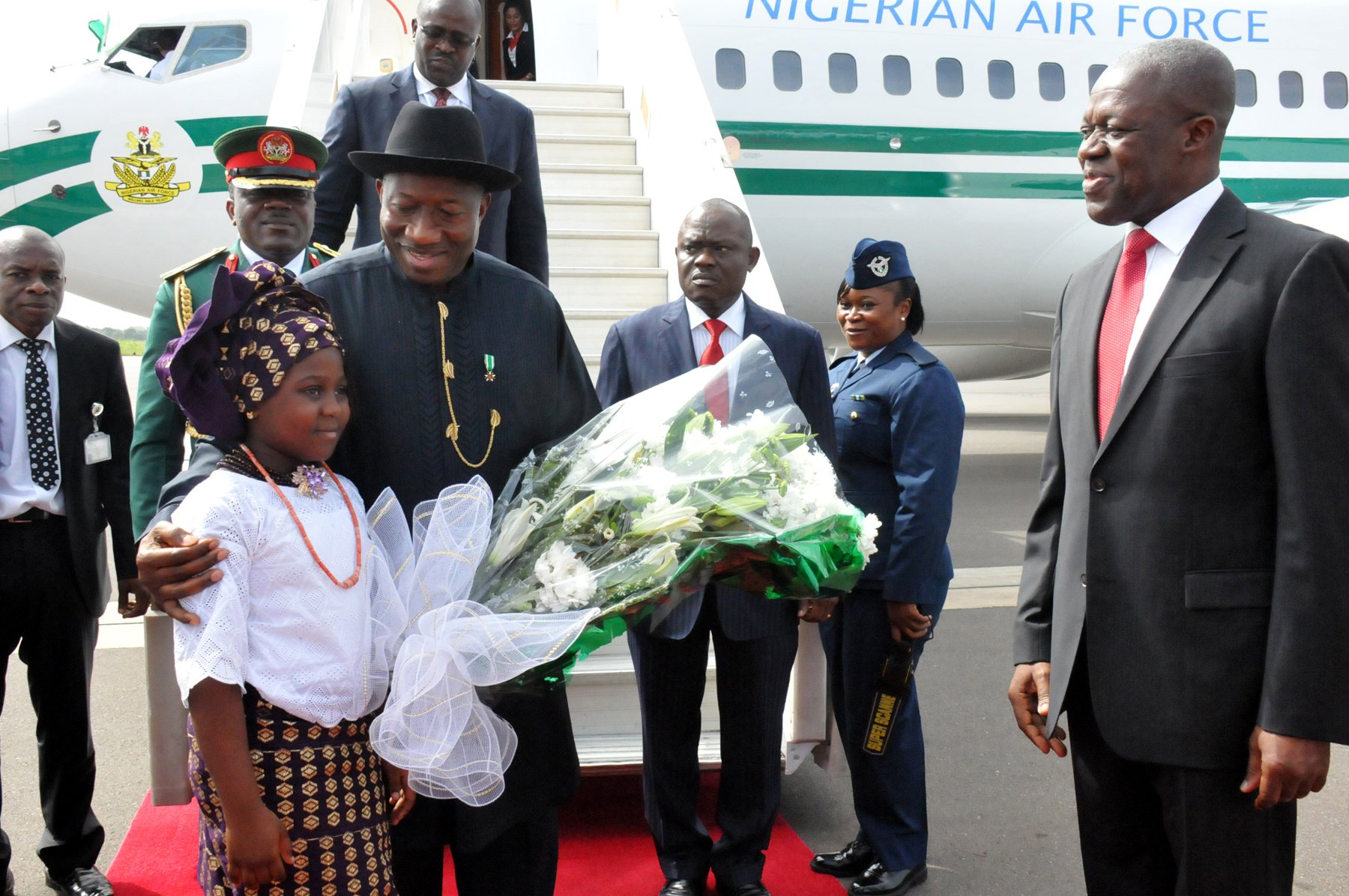 Democracy has come to stay in West Africa, Jonathan declares