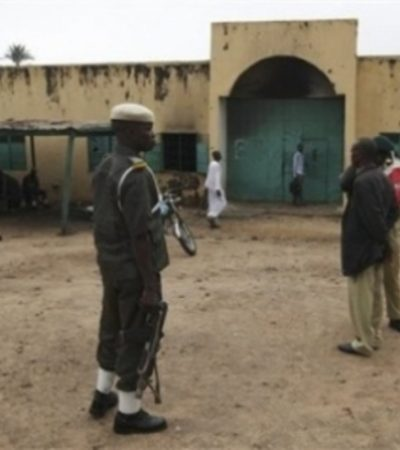 Prisoners Cry Out: We've Spent Over 9 Years Awaiting Trials in Delta Prison