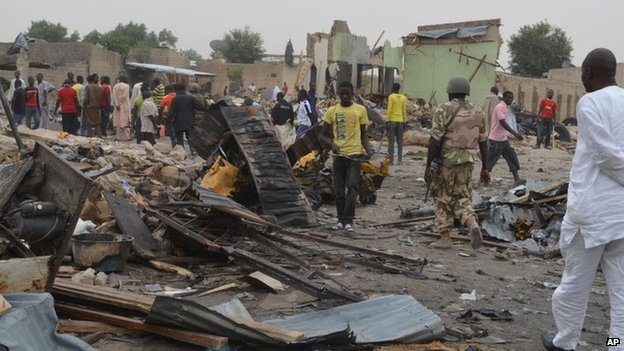 20 killed, 15 injured in Zaria suicide attack