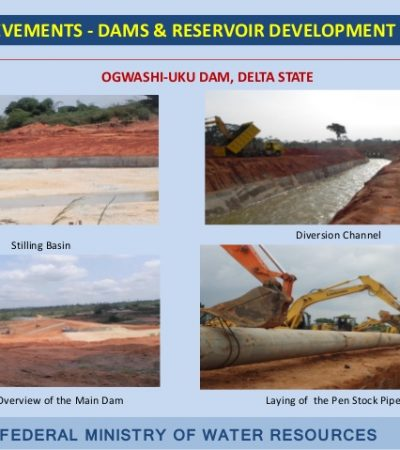 Delta Community Vows to Resist Commissioning Uncompleted Dam Project