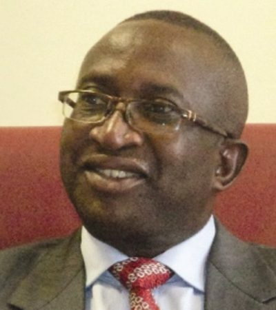Senate leader, Ndoma Egba in trouble over visit to Buhari