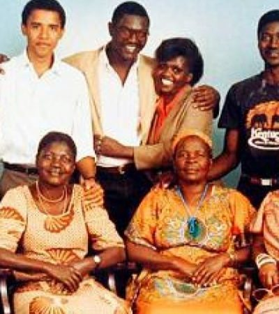 Obama's Kenyan Family Has Disowned Him