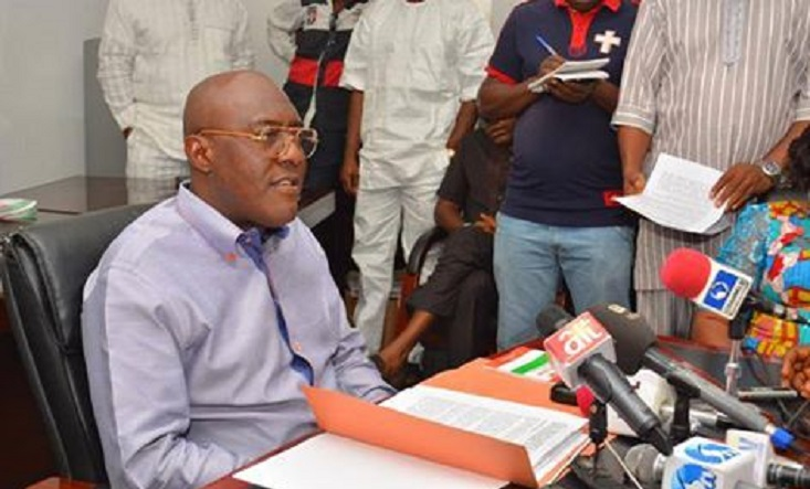 'Metuh Never Received N1.4 billion Or N4 million Monthly from ONSA' – PDP Publicity