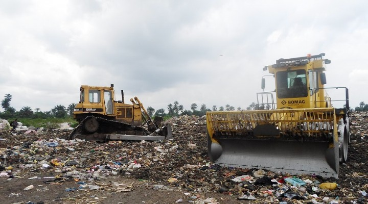 Obuah Takes Over RIWAMA…Gives Refuse Contractors 24-hrs. Deadline to Clean PH