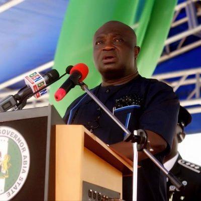 Okezie Ikpeazu, Governor Abia State maiden broadcast to Abians