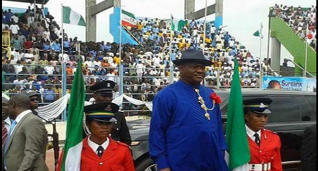 My Dear Gov. Nyesom E. Wike-On Your One Year Anniversary – By Ipalibo Douglas