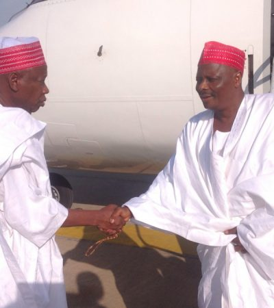 Governor Ganduje and Uncompleted Projects –By Ado Umar Muhammad
