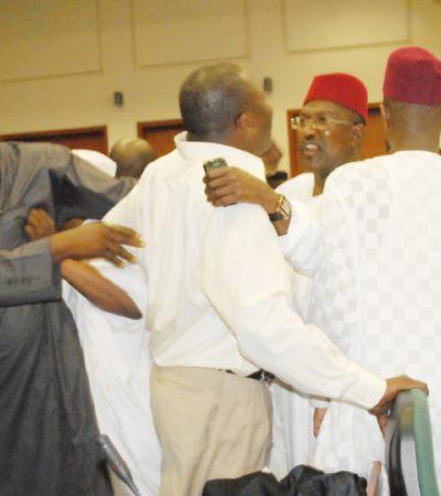 APC Senators Resort To Exchange Of Blows Over Key Positions