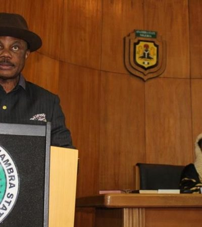 Anambra Choses Another Female Speaker, As Obiano Inaugurates 6th Assembly