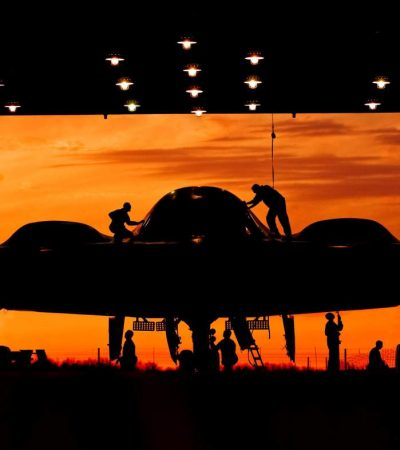 U.S. Air Force Primed and Ready to Attack Iran's Nuclear Sites