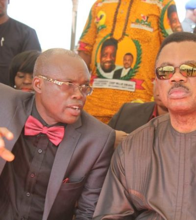 Victor Oye Remains APGA National Chair, As Obiano Calms Nerves