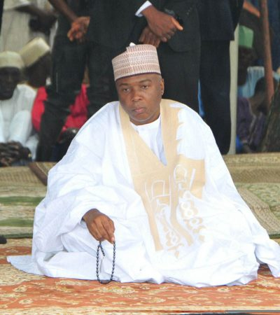 Saraki's Trial: By Hook Or By Crook? – Olalekan Alabi
