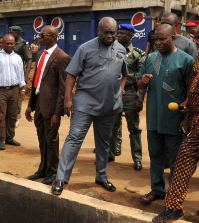 Significance of Aba River to Gov. Ikpeazu's Urban Renewal Project