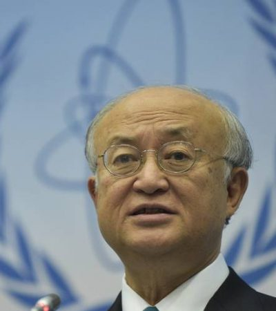 U.N. Nuclear Agency Chief Sees Challenges in Iran Deal