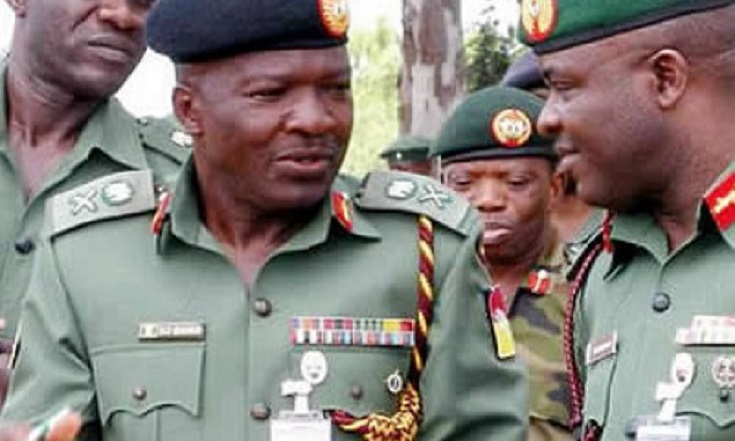 Foundation Names Buratai 'Man of the Year'