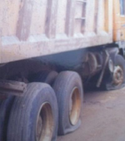 Navy Captain In Trouble For Forcing Oil Workers To Drink Mud Water, Deflates 40 Truck Tyres