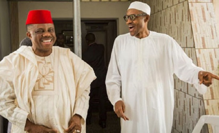 Anambra Elections: Buhari, APC Disagree Over Governor Obiano