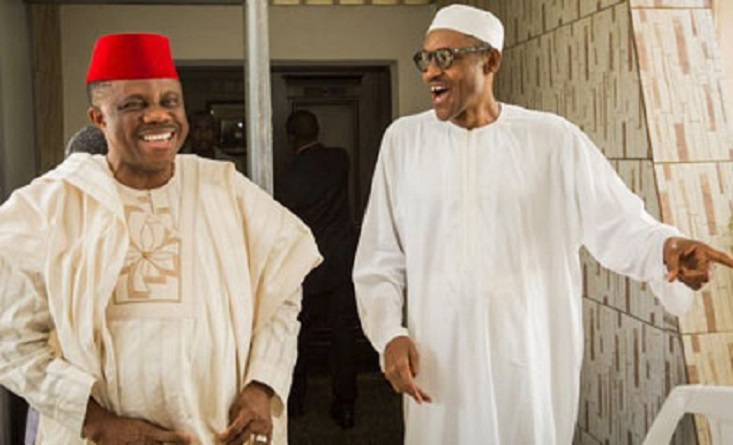Sallah Message: Let's Build Bridges of Brotherhood  with Religion- Obiano