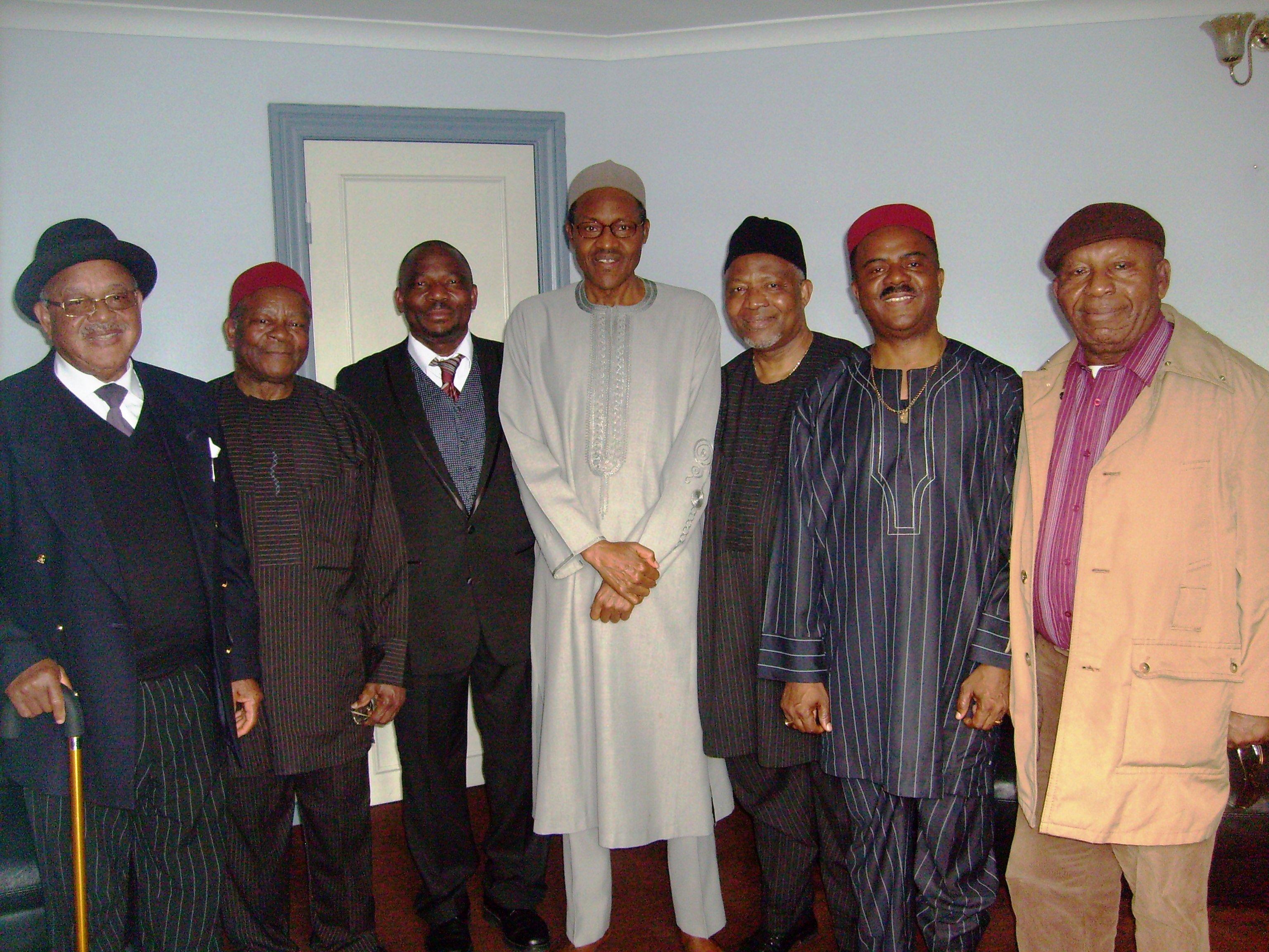 Buhari's Appointment: Uniting Southern Nigeria – By Oshiokpekhai Utu-Orbih