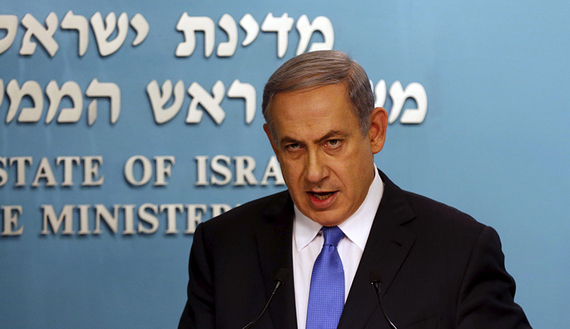 Netanyahu threatens to 'kill himself' in order to stop Iran deal