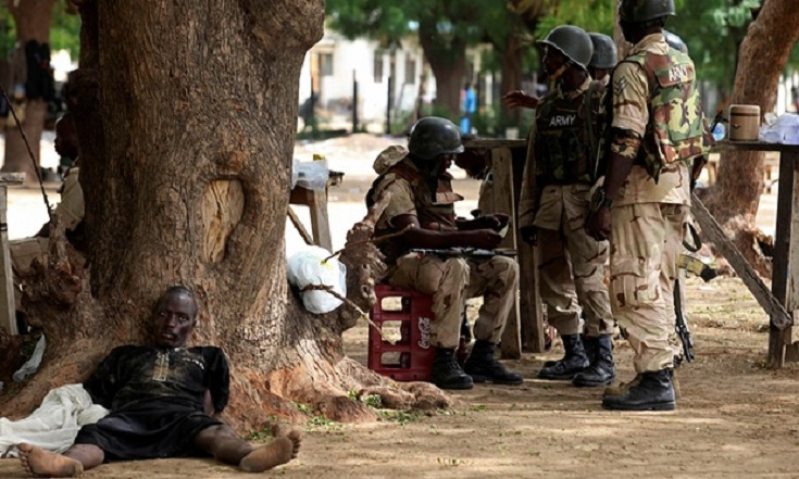 Go fight Terrorists in their hide out, Borno Residents task Military