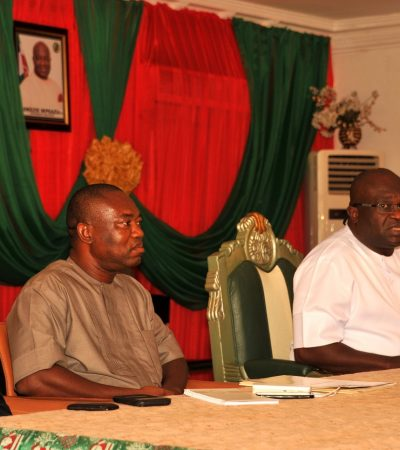 The mass media and Gov. Ikpeazu's Aba Renewal Project –By Okechukwu Keshi Ukegbu
