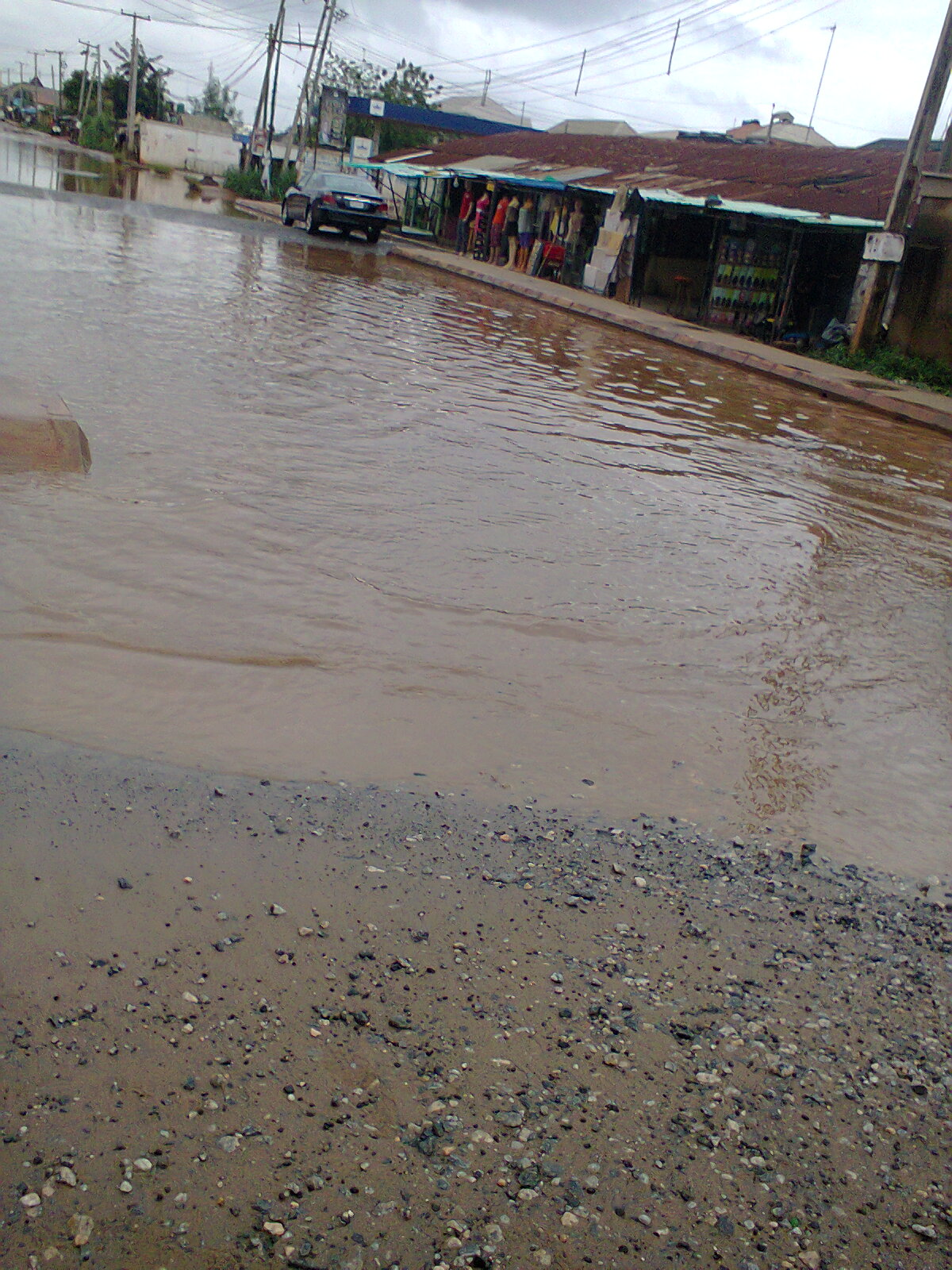 Deltans Groan As Floods Ravage State Capital