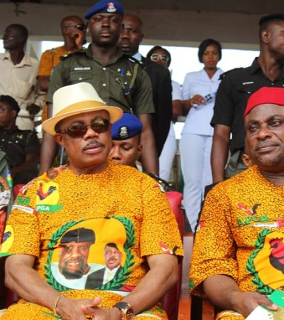 Obiano Has No Intention Of Leaving APGA