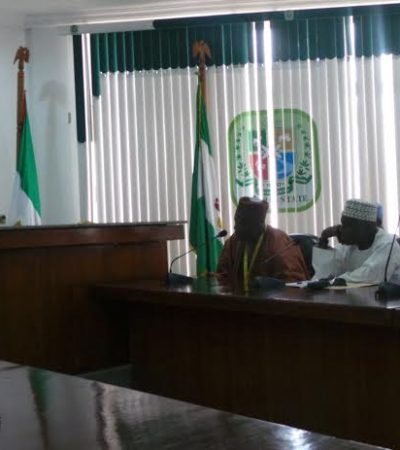 IGR: I Wont Succumb To Blackmail – Governor Ahmed