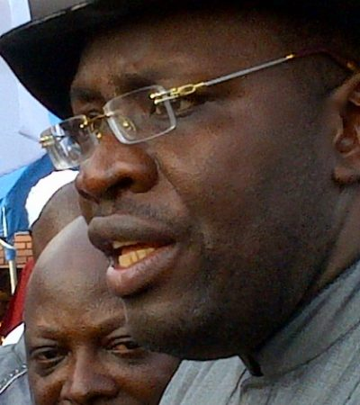 We 'll Work Together To Strengthen PDP In South-South, Nationwide – Dickson