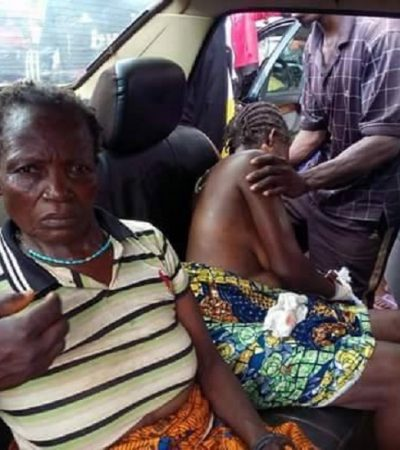 Video: How Buhari's Men Killed Unarmed Peaceful Protesters