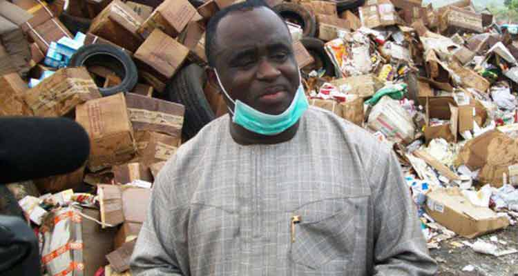 NAFDAC: The Persecution of St. Paul –By Philip Agbese