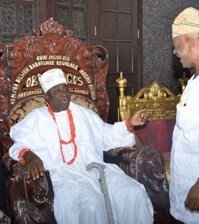 Threat on Ndigbo: ICC investigates Oba of Lagos