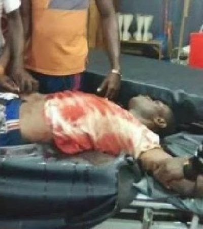 Navy vs. Biafra Shootings: Navy Officer Shot As Ohaneze Pleads Caution, DSS Frowns At Buhari