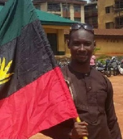 MASSOB Outwits Nigerian Police In Aba