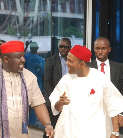 Okorocha appoints Imo lawmakers as LG Sole Administrators