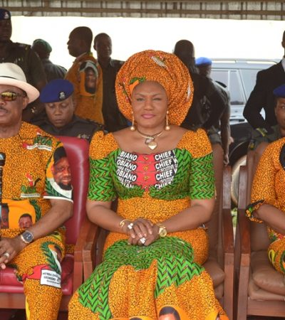 "Obiano Embarks on ""Thank You"" Tour, Fulfils Promise to Party Members"