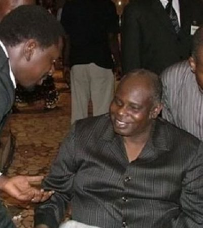 Letter to D.S.P Alamieyeseigha; Niger Delta Martyr – By Chief James Ibori