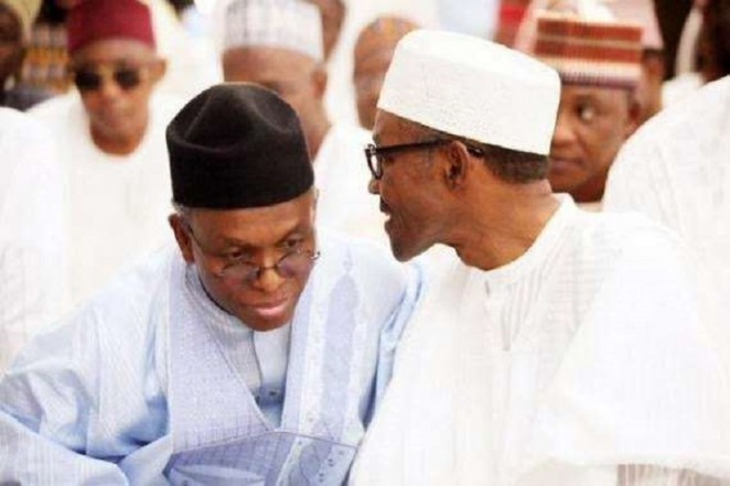 LG Election: El-Rufai Briefs Buhari
