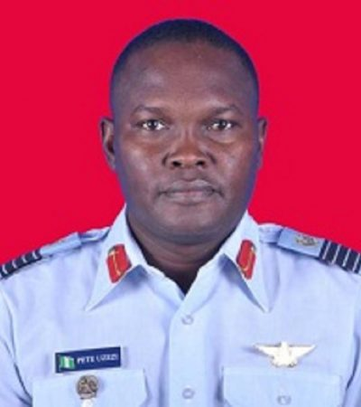 Air Force Officer, Peter Uzezi In Failed N30 Million Property Scandal