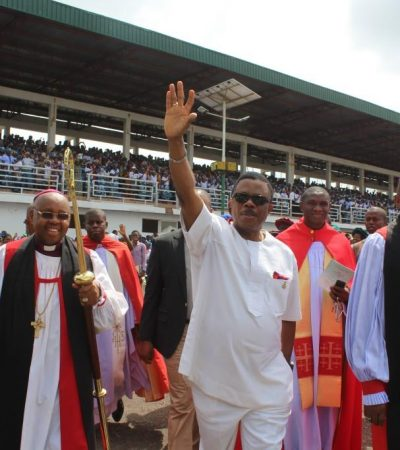 """Pray for Nigeria,"" Obiano Urges Anglicans"