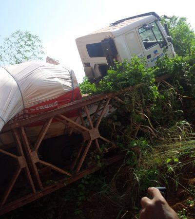 Pains, Anger, Trail Collapse Of Ikem Bridge
