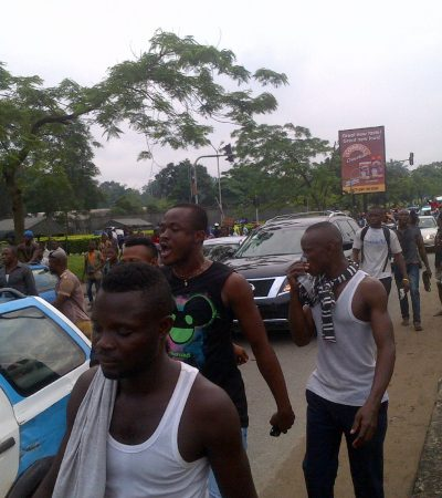 Biafra-Agitation:Ban On Street Protests: PDP Gives Kudos To Governor Wike For Pro-active Measures
