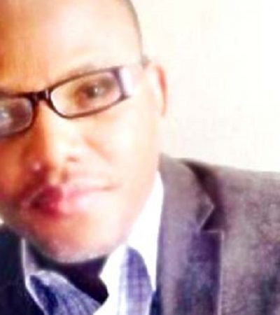 Face To Face With Nnamdi Kanu, The Man Behind Radio Biafra